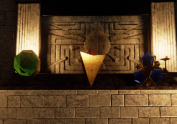 The Legend Of Zelda's Temple Of Time Recreated In Unreal Engine 4