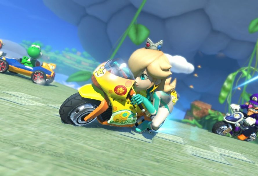 Mario Kart 8 Gets Faster, Harder With New 200cc Update
