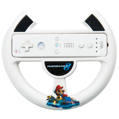 Get A Free Wii U Wheel With Mario Kart 8 Purchase At Target