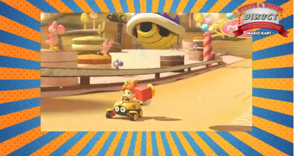 Mario Kart 8's Blue Shell Is No Match For New Super Horn Item