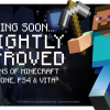 Minecraft Sets For Creation On Next-Gen And PS Vita This August