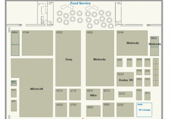 Nintendo Will Have More Floor Space At E3 Than Anyone