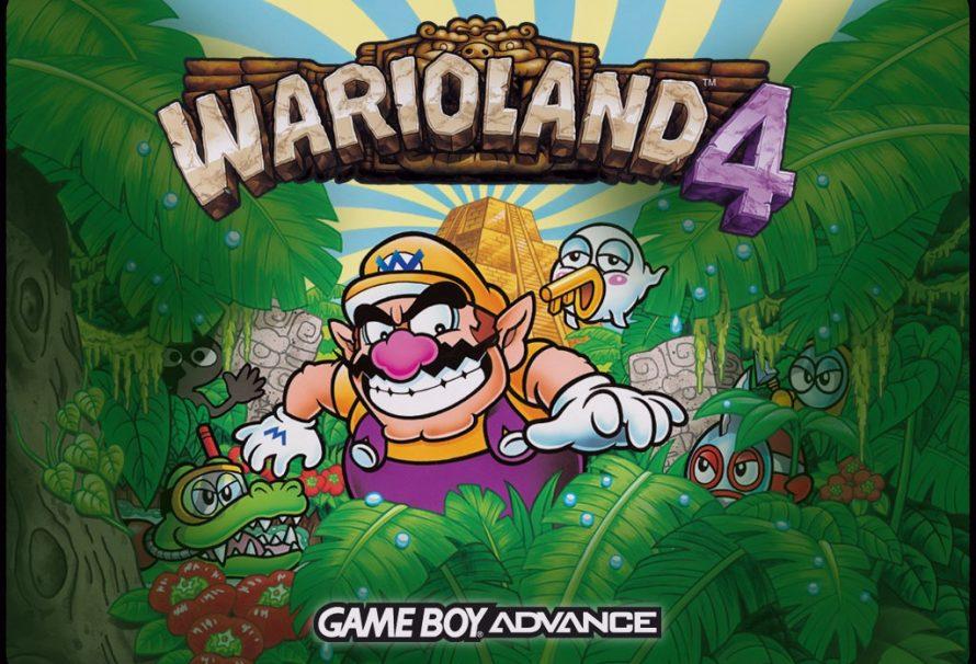 Nintendo Adds Wario Land 4 To The Wii U GBA Virtual Console
