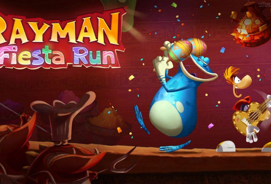 Rayman Fiesta Run Gets First Major Update