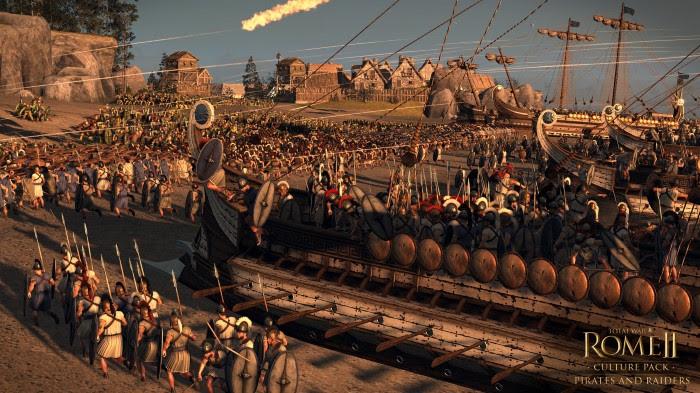 Total War: Rome II Balkan DLCs Released