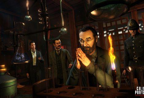 Sherlock Holmes: Crimes & Punishments Investigates The Xbox One
