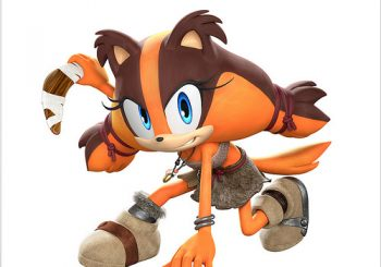 Sonic Boom's New Character Announcement Gets Sticky
