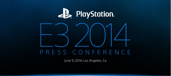 Sony Dates Its E3 2014 Press Conference
