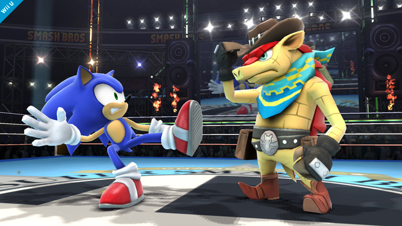 Super Smash Bros. Rolls In A Brand New Assist Trophy