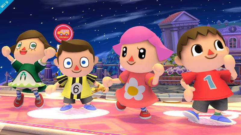 Super Smash Bros. Reveals Alternate Costumes For Villager