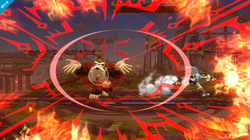 Super Smash Bros. Brings Back The Popular Dragoon Item