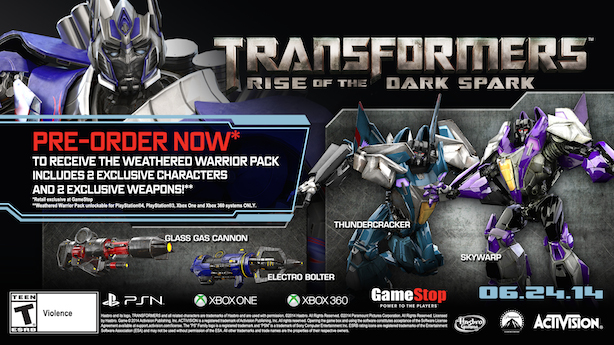 Transformers: Rise of the Dark Spark Aiming For June Release Date