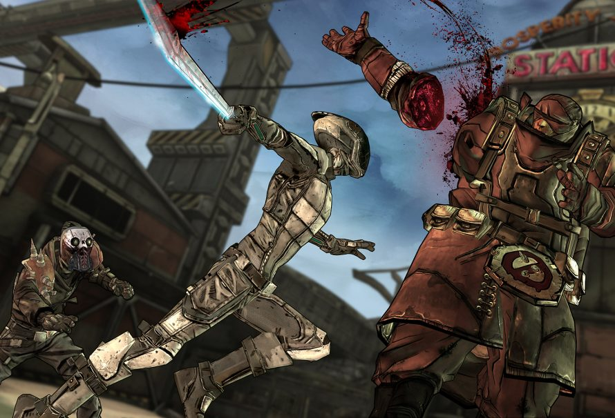 First Screenshots For Tales From The Borderlands Have Been Released