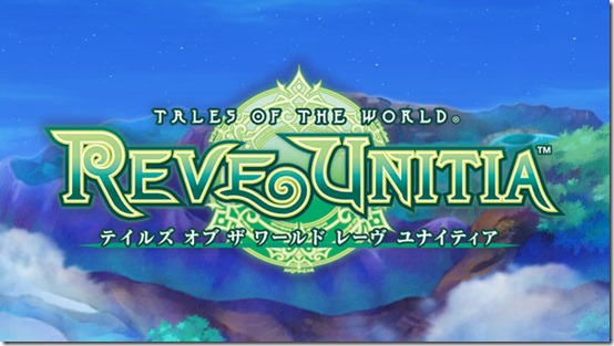 Tales of the World: Reve Unitia coming to 3DS this October