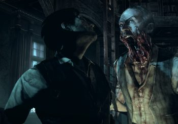 These New The Evil Within Screenshots May Give You Nightmares