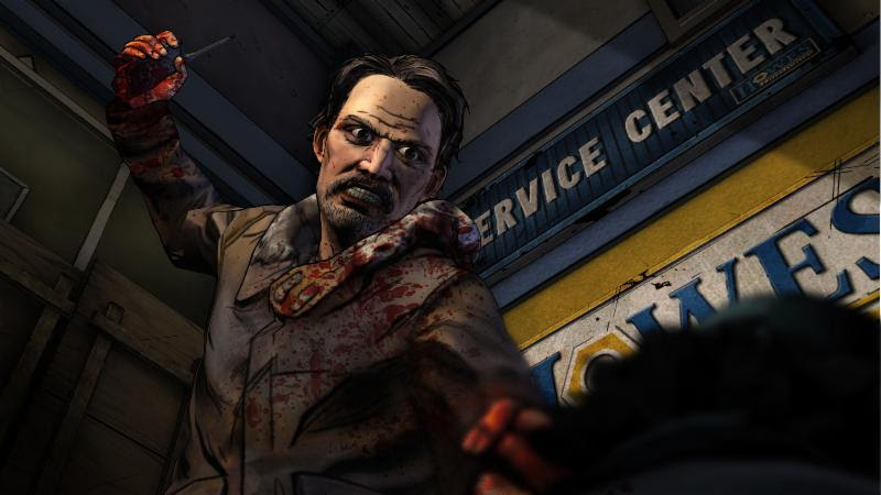 The Walking Dead: Season 2 – Episode 3 Trailer Gets Downright Brutal