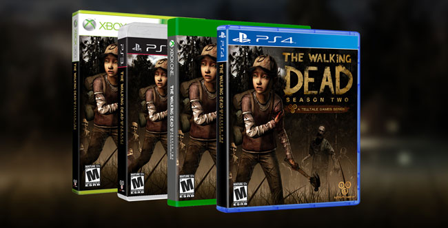 The Walking Dead And The Wolf Among Us Confirmed For Next-Gen