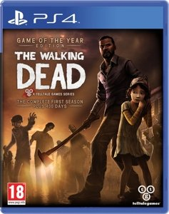 The Walking Dead Next-Gen Surfaces On Multiple Retailer Websites