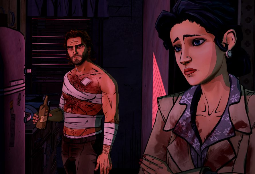 The Wolf Among Us: Episode 4 – In Sheep's Clothing Player Choices
