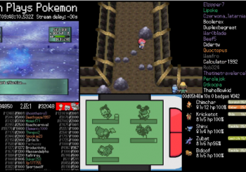 Twitch Plays Pokemon Graduates To The DS With Pokemon Platinum