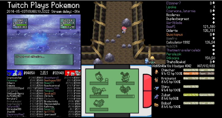 Twitch Plays Pokemon Graduates To The DS With Pokemon Platinum