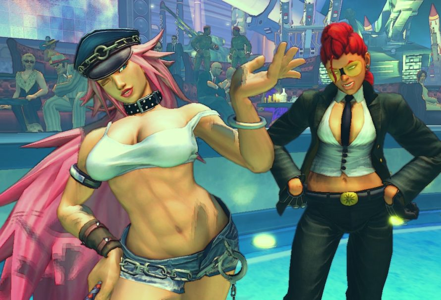 Ultra Street Fighter IV Goes Furry With New Costumes