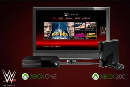 WWE Network Xbox One