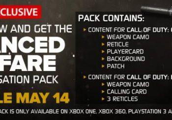 EB Games' Pre-Order Exclusive For Call of Duty: Advanced Warfare