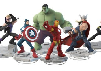 Marvel Super Heroes Fly Into Disney Infinity