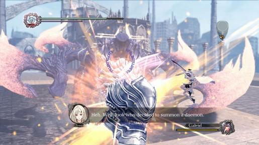 drakengard 3 battle