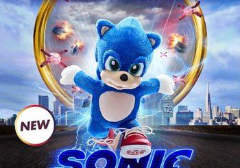 Build-A-Bear Workshop Announces Sonic the Hedgehog Movie Stuffed Animal