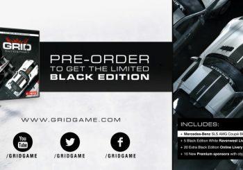 GRID Autosport Black Edition Announced