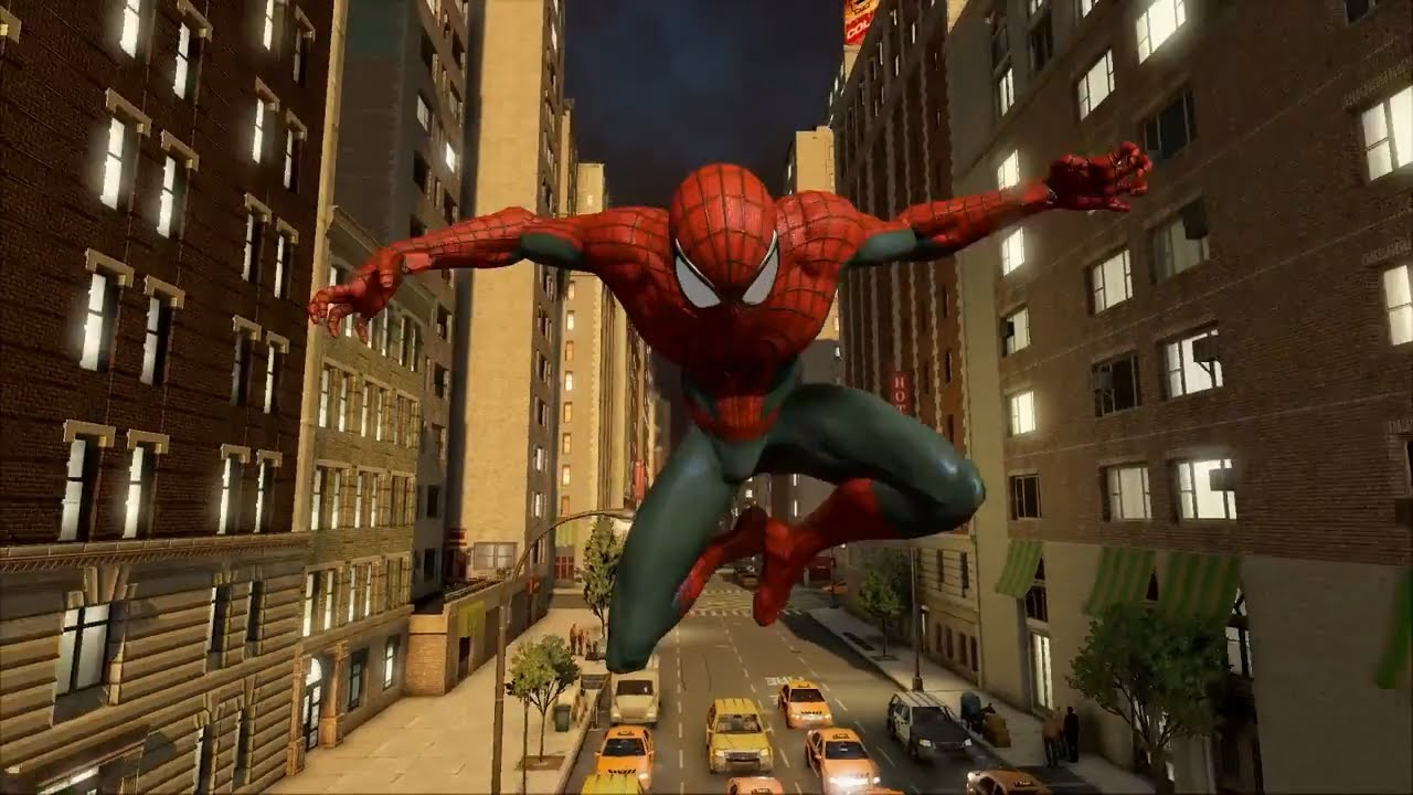 the amazing spider-man 2 (ps4) review - just push start