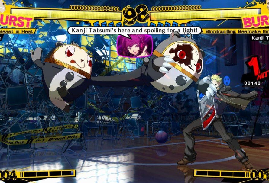 Persona 4 Arena No Longer On EU PSN Store
