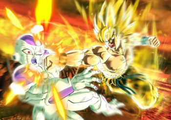 First Pictures of Dragon Ball Z On PS4