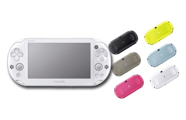 The Slim PS Vita Releasing In Australia and NZ