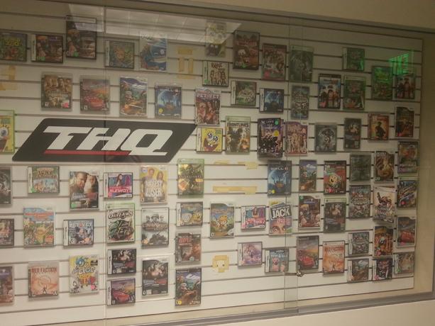 THQ Headquarters Still Full Of Old Stuff