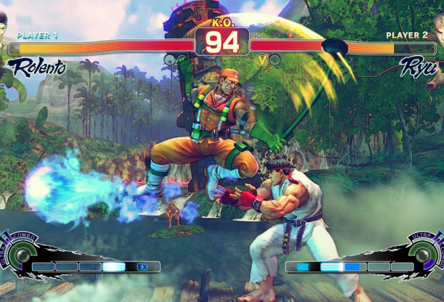 Next-Gen Ultra Street Fighter IV Out Next Month