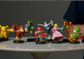 E3 2014: Nintendo Unveils Amiibo Figures