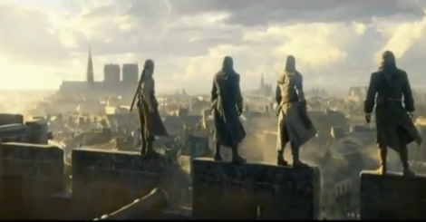 E3 2014: Assassin's Creed Unity Cinematic Trailer Sparks A Revolution