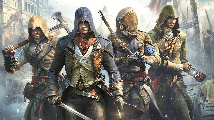 E3 2014: Ubisoft Discusses Lack Of Females In Assassin's Creed Unity