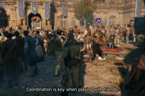 E3 2014: Ubisoft Showcases Assassin's Creed Unity Gameplay Demo