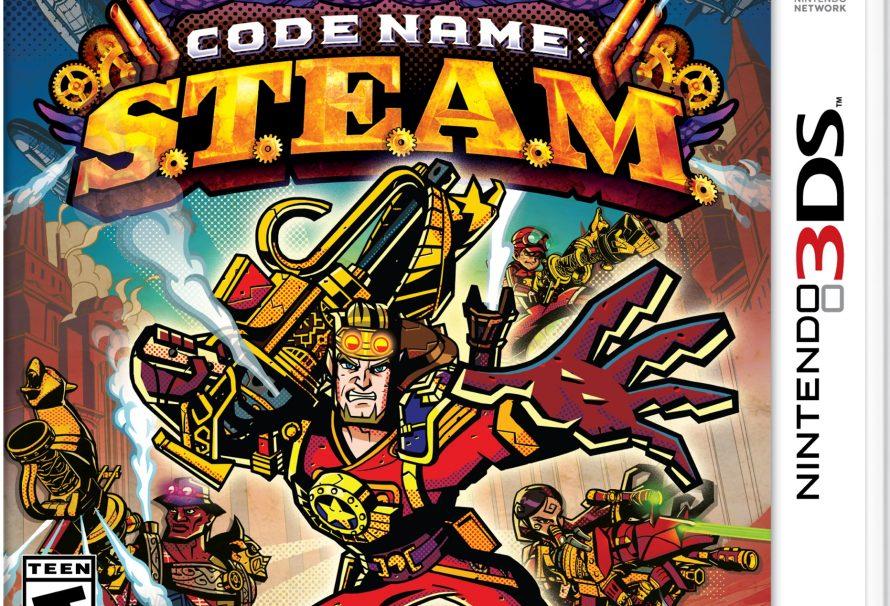 E3 2014: Nintendo Announces Code Name: STEAM For 3DS
