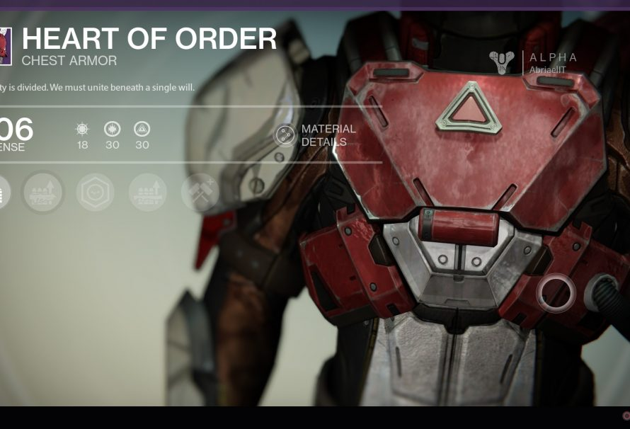 Destiny Weapons And Armour Screenshots Released