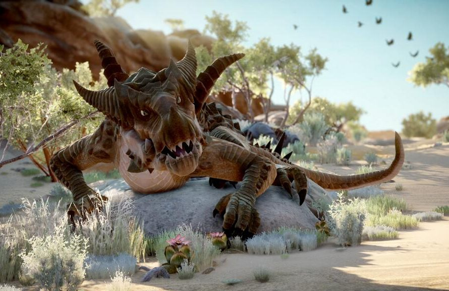 E3 2014: Dragon Age: Inquisition Will Feature 40 Major Endings