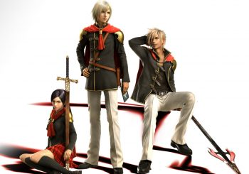 E3 2014: Final Fantasy Type-0 HD Heading To PS4 and Xbox One