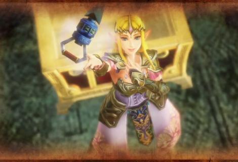E3 2014: Princess Zelda Joins The Battle In Hyrule Warriors