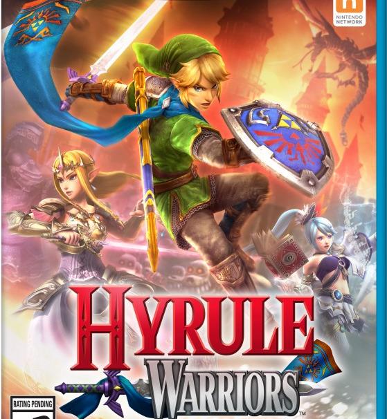 Hyrule Warriors Box Art Revealed