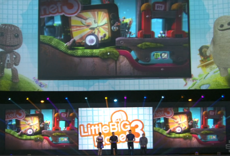 E3 2014: LittleBigPlanet 3 Announced For the PlayStation 4