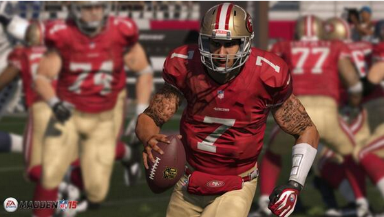 First Madden NFL 15 Screenshot Takes To The Field